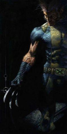 Wolverine •Simone Bianchi