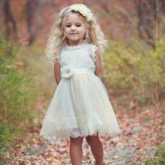 Flower girl dress, lace flower girl dress, country flower girl dress, rustic flower girl dress, baby dress, ivory lace dress, easter dress. by ThinkPinkBows on Etsy https://www.etsy.com/listing/264051971/flower-girl-dress-lace-flower-girl-dress