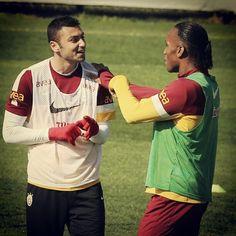 Didier Drogba ve Kral Burak Yilmaz Chelsea, Chelsea Fc, Chelsea F.c.