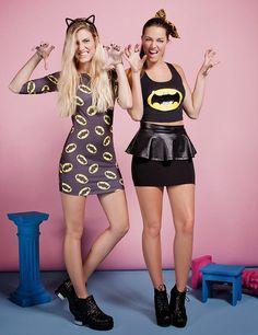 Batman moda