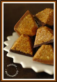 Desserts With Biscuits, Köstliche Desserts, Delicious Desserts, Dessert Recipes, Petits Desserts, Easy Cookie Recipes, Sweet Recipes, Florentines Recipe, Confort Food