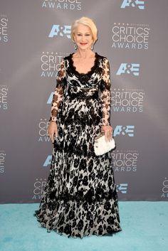 Alicia Vikander, Saoirse Ronan, Gina Rodriguez and more at the Critics' Choice Awards.