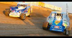 #POTD209 Brett Hearn 20 | Matt Sheppard 9 | 2008.08.04 | Merrittville Speedway