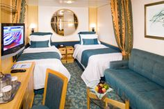 10 Etiquette Tips for Sharing a Cruise Ship Cabin