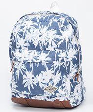 Billabong Indigo Daze Backpack Back To School Backpacks, The New School, City Beach, Cute Bags, Online Bags, School Bags, Billabong, Women's Accessories, Purses And Bags