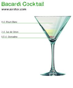 ★ Affinity Martini Cocktail Recipe ★ Cocktail Sheet, Insctructions, Ingredients and Bartender Tips ! Bacardi Cocktail, Campari Cocktail, Daiquiri Cocktail, Cocktail And Mocktail, Sidecar Cocktail, Cocktail Tequila, Apricot Brandy, French Cocktails, French Martini