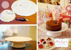 cake stand diy by Hui Chung Yang - DECOmyplace Projects