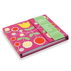 Folk Floral weekly organizer- AN ACTUAL NEED!!! $17