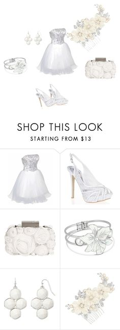 """""""Bez naslova #58"""" by dinavaresevic ❤ liked on Polyvore featuring FairOnly, Quiz, Matthew Williamson, Red Herring, Liz Claiborne and Alan Hannah"""