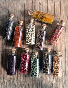 Quick Guide to Every Herb and Spice in the Cupboard Including Fresh Herbs