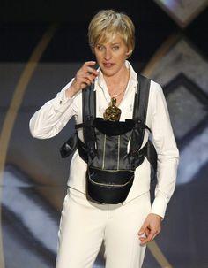 Ellen DeGeneres  - popculturez.com #DIY #Doityourself