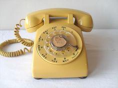Vintage telephone!