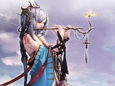 Elven Flute (Medieval Music) Read the first comment Best Elfs Song Fantasy Women, Fantasy Girl, Fantasy Princess, Female Pictures, Art Pictures, Photos, Geisha, Dnd Bard, Medieval Music