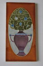 ° DTAG Jugendstilfliese Tegel Art Nouveau Kachel Jugendstil Secession Half tile