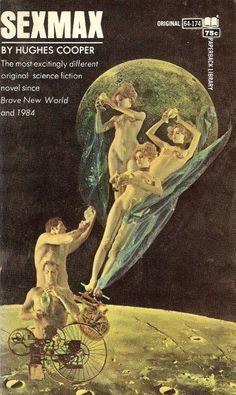 Adventures in Science Fiction Cover Art: The Art of Robert Foster, Part II