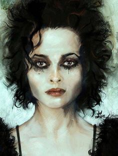 Vlad-Rodriguez-paints-a-fan-art-portrait-of-Helena-Bonham-Carter-in-the-popular-movie-Fight-Club-696x923.jpg (696×923)