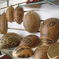 Image result for Puerto rico gourds tree art
