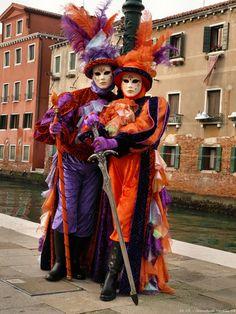 https://flic.kr/p/6mXZtR | P1060286 | FZ50 - Carnival of Venice - Carnevale di Venezia - Carnaval de Venise