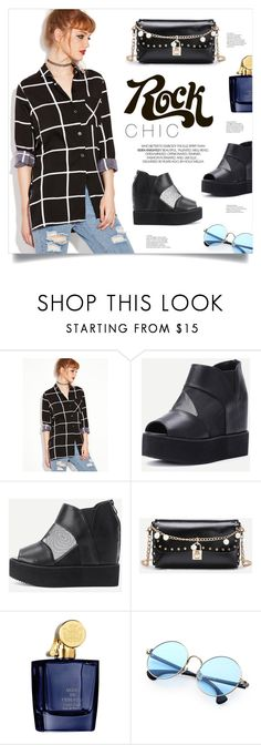 """Rock Chic"" by mahafromkailash ❤ liked on Polyvore featuring Aedes De Venustas"