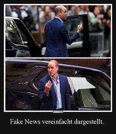 Fake News vereinfacht dargestellt.