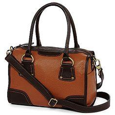 My new purse. St John's, Handbag Accessories, Satchel, Women's Handbags, Purses, My Style, Espresso, Pretty, Handbags