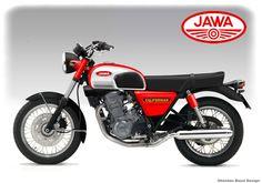 JAWA 660 CALIFORNIAN