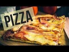 Low Carb Pizza mit Ehekrise, glutenfrei - salala.de - Low Carb mit Vroni & Nico