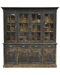 Reilly Hutch Cabinet
