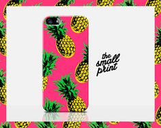 PINEAPPLE+iphone+5c+case+pineapple+case+by+TheSmallPrintCases