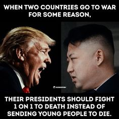 My money is on Drumpf because he's fatter & can sit on Kim suffocating him.