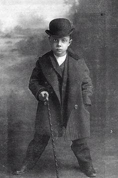 Baby Buster Keaton. OG.