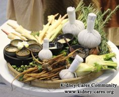 Chinese Medicines Can Make Creatinine 10.7 Go Down Effectively