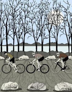 Nu Project, Bicycle Illustration, Cycling Art, Bike Art, Sports, Projects, Poster, Veils, Bicycles