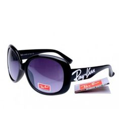 cf8732bb75 Ray Ban Sunglasses Jackie Ohh Red White Logo