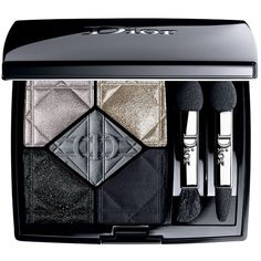 Dior 5 Couleurs High Fidelity Colours, Fall 2017 Limited Edition ($62) ❤ liked on Polyvore featuring beauty products, makeup, christian dior cosmetics, palette makeup, christian dior, polish makeup and gloss makeup