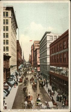 Petticoat Lane - Kansas City, MO