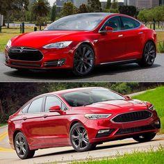 Tesla: 13 anos Ford: 113 anos Valor de mercado da Tesla: US$ 49 bilhões Valor de mercado da Ford: US$ 46 bilhões!  Isso mesmo que você leu: a nova Tesla superou a Ford em valor de mercado no pregão da Bolsa de Valores de Nova York nesta semana. E mesmo com um a diferença brutal do número de veículos vendidos (76 mil x 6.7 milhões em 2016) em relação à segunda colocada nos EUA a novata que produz modelos elétricos é considerada o futuro da indústria. Neste ano ela vai lançar o Model 3 que já…