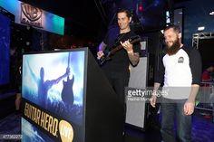 M. Shadows en el E3 (16/06/15) avenged sevenfold, a7x, 2015