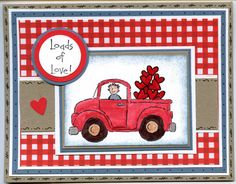 Al's Valentine by Stampin Granny - Cards and Paper Crafts at Splitcoaststampers