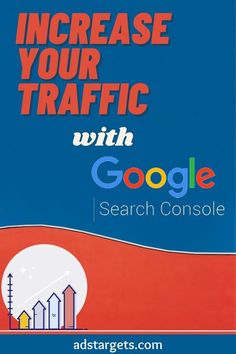 Learn how to increase web traffic with Google Search Console in this blog! #OnlineAdvertising Best Seo Tools, Google Search Results, First Website, Seo Strategy, Prefixes, Online Advertising, Search Engine, Console, Improve Yourself