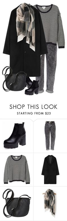 """""""4.12.2017"""" by klorikon00 on Polyvore featuring River Island, Monki and Merona"""