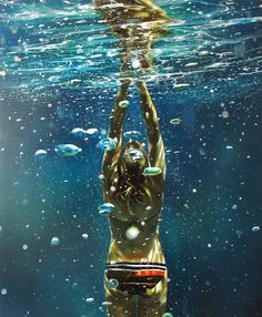 ...Eric Zener is an artist I feel a strange emotional connection to his work