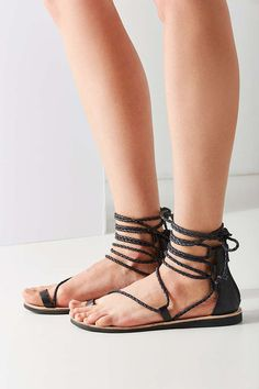 Jeffrey Campbell Adios Gladiator Sandal - Urban Outfitters