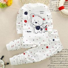 Cheap pajama sets children, Buy Quality boys set directly from China girls clothing sets Suppliers: Xemonale Hot Sell Baby Boy Clothes Baby Kids Pajamas Sets Children Cotton Baby Girl Clothing Sets Baby Boy Sets Ropa Bebes Suit Baby Outfits Newborn, Toddler Outfits, Baby Boy Outfits, Baby Boy Newborn, Baby Kids, Kids Outfits, Girl Toddler, Winter Baby Boy, Winter Newborn