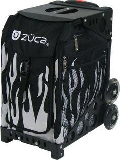 Zuca Bag Forged Black Frame ** Click on the image for additional details.