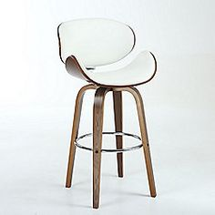Bachelor Bar Stool - Cream