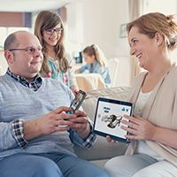 Online bankieren en verzekeren, dat is  een #fluitjevaneencent met KBC. Bekijk hier je opties!