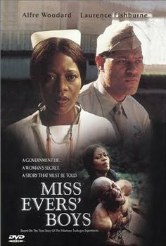 Movie about the Tuskegee Experiment