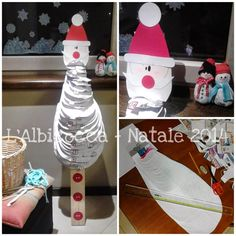 Calendario dell'Avvento per il Natale 2014 - Advent Calendar for kids