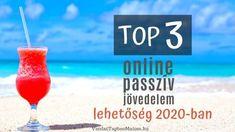 TOP 3 Online Passzív Jövedelem lehetőség 2020-ban - Viszlát Taposómalom 3 Online, Gandhi, Hurricane Glass, Affiliate Marketing, Tableware, Tops, Dinnerware, Tablewares, Dishes